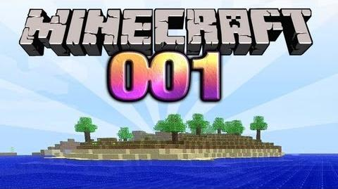 Let's Play Minecraft 001 Deutsch HD - Alles auf Anfang