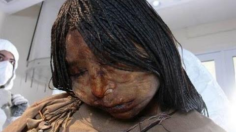 Girl Frozen For 500 Yrs Looks Alive