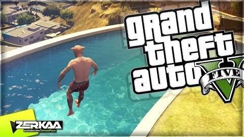 "GTA 5 Online Funny Moments ""FREE ROAM MADNESS"" E126 (GTA V)"