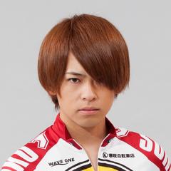 <center>Yashima Ryou as Aoyagi Hajime.</center>