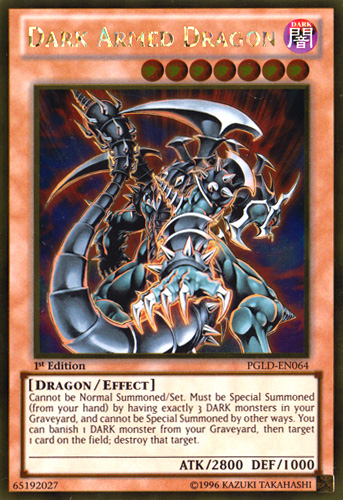 Card Rulings:Dark Armed Dragon | Yu-Gi-Oh! | Fandom ...