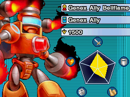 Genex Ally Bellflame-WC10