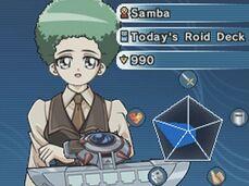 Samba-WC07
