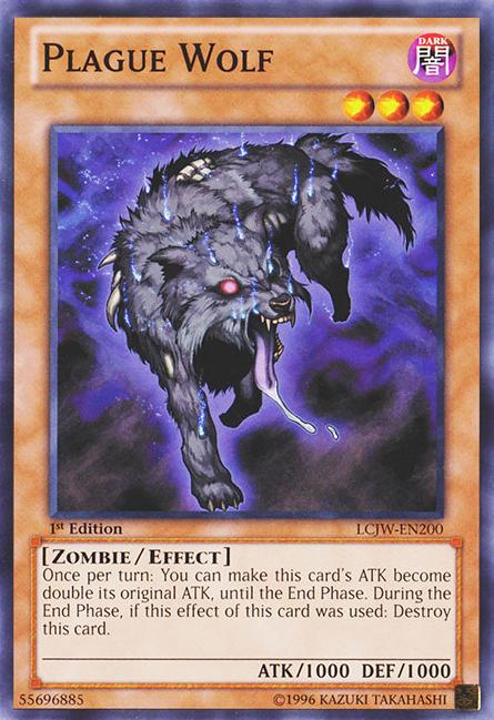 card tipsplague wolf yugioh fandom powered by wikia