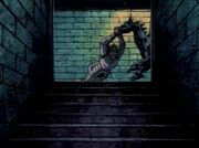 DMx035 Secret passageway