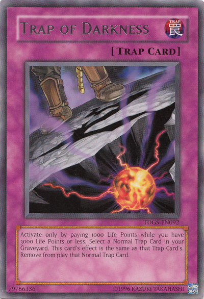 Trap of darkness yu gi oh fandom powered by wikia for Dark world structure deck amazon