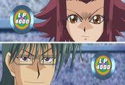 Akiza versus Koda