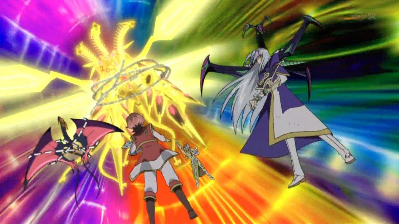 Watch full Yu-Gi-Oh! Zexal ep 54 english sub | kissanime