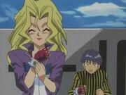 YGO 006 - Mai taunts stripey