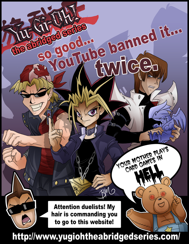 http://vignette4.wikia.nocookie.net/yugioh/images/5/53/YuGiOh_-_The_Abridged_Series.png/revision/latest?cb=20091210020500