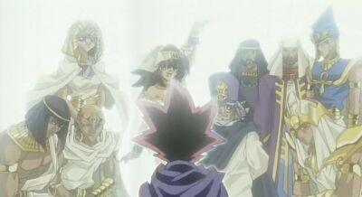 Pharaoh-Entering-Spirit-World