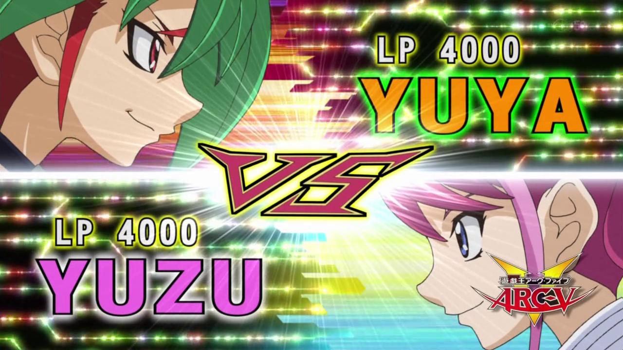 File - Yuya VS Yuzu ARCV-02.png | Yu-Gi-Oh! | Fandom ...  File - Yuya VS ...