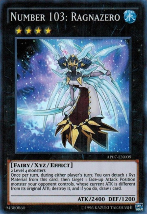 Number 103: Ragnazero | Yu-Gi-Oh! | Fandom powered by Wikia