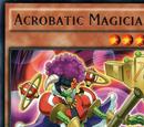 Acrobatic Magician