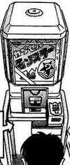 YGO-024 Dispenser