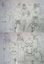 Ishizu Linework