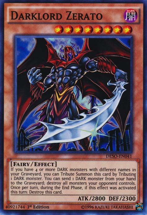 Resultado de imagem para darklord zerato