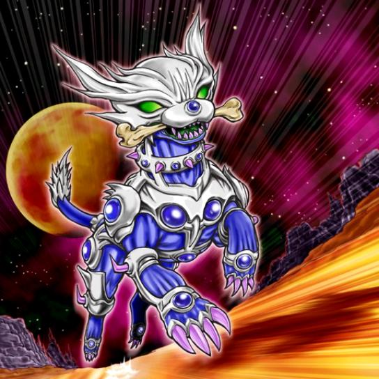 Image result for Alien Dog yugioh