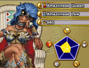 Amazoness Queen-WC11