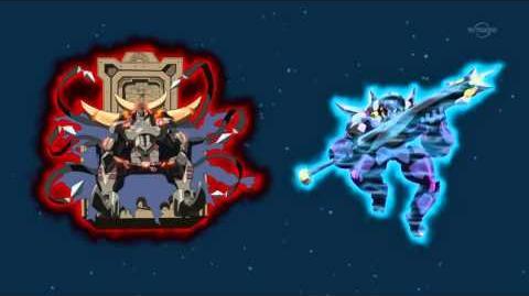 DDD Caesar Ragnarok the Wave Complete Oblivion Overlord
