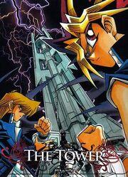 DuelTower-tarot