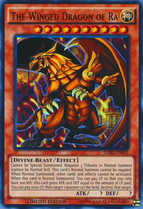 The Winged Dragon of Ra | Yu-Gi-Oh! | FANDOM powered by Wikia