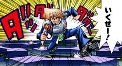 Jonouchi's sneak attack