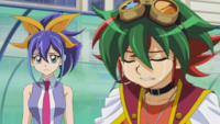 Yuya cried for his friends