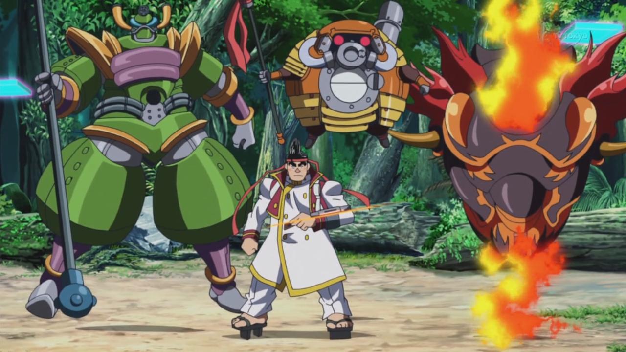 Resultado de imagem para superheavy samurais