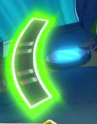 Sawatari's Synchro Dimension Duel Disk
