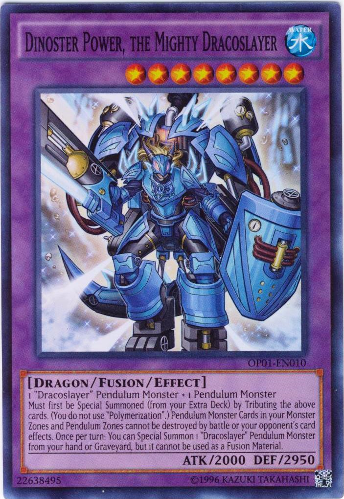 Yugioh Fusion Dragon Monsters