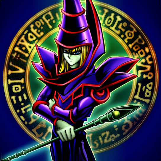 Dark Magician Black