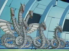 Cyber Dragons