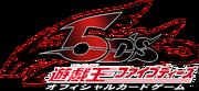 YuGiOh5Ds Japan Logo