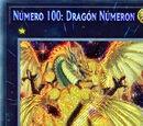 Número 100 Dragón Númeron