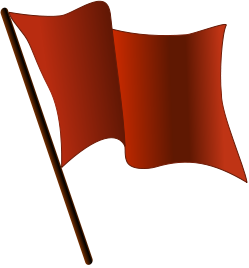 File:Red flag waving svg.png