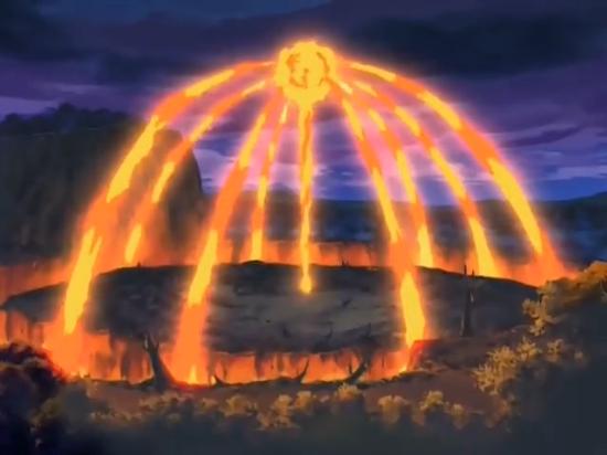 Magma Cascade Zatch Bell Fandom Powered By Wikia