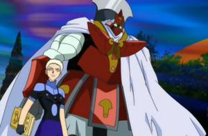 Buzarai and Kazu