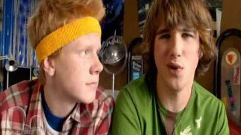 Zeke and Luther Pilot part 1