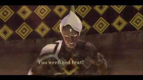 Ghirahim Sealed Grounds (Skyward Sword)