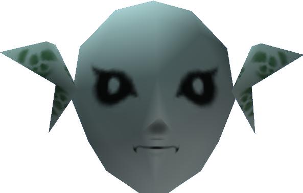 File:Zora Mask (Majora's Mask).png