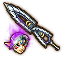 File:Hyrule Warriors Mask Furious Deity Mask (Level 2 Mask).png