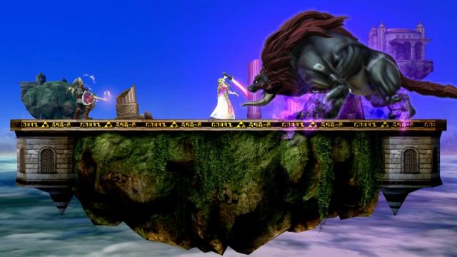 File:Super Smash Bros. for Wii U Hyrule (Temple) Omega Form.png