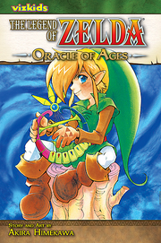 Oracle of Ages English Manga