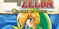 The Legend of Zelda: Oracle of Ages (manga)