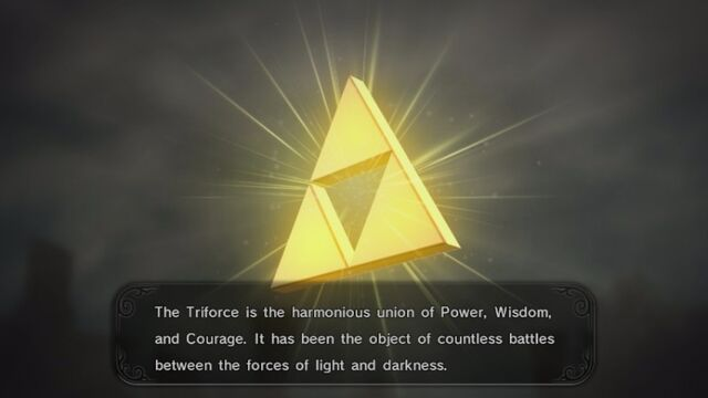 File:Triforce (Hyrule Warriors).jpg