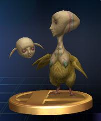 Ooccoo & Ooccoo Jr. (Super Smash Bros. Brawl)