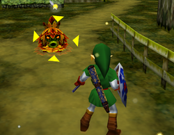 Z-targeting (Ocarina of Time)