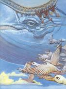 Wind Fish Flying