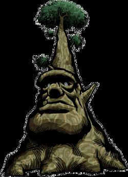 Great Deku Tree Artwork (The Wind Waker)